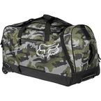 Camo Shuttle Roller Gear Bag - 24041-027-OS