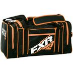 Black/Orange Duffel Bag - 203201-1030-00