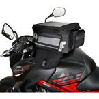 Black 18 Liter F-1 M18 Magnetic Tank Bag - OL441