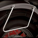 Chrome Saddlebag Supports - 82-209