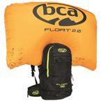 Black/Lime Float 32 Avalanche Airbag - C2013005010