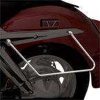 Chrome Saddlebag Guard - 53-125