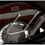 Chrome Saddlebag Guard - 53-450