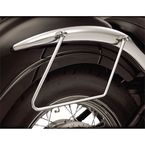 Chrome Saddlebag Guard - 82-209