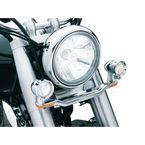 Driving Light Bar with L.E.D. Turn Signals - 4001