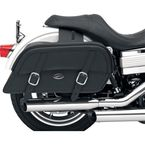 Extra Jumbo Throw-Over Drifter Slant Saddlebags - 3501-0321