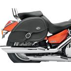 Rigid-Mount Specific-Fit Drifter Teardrop Saddlebags - 3501-0475
