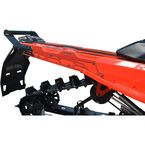 Red Hide N Go Rear Bumper - 183-236-Red
