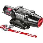 VRX 25-S Powersport Winch w/Synthetic Rope - 101020