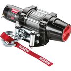 VRX 35 Powersport Winch w/Wire Rope - 101035