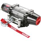 VRX 45 Powersport Winch w/Wire Rope - 101045