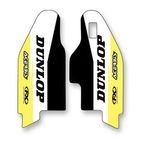 Suzuki Sponsor Logo Lower Fork Guard Graphic - 19-40460