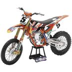 Redbull KTM Ryan Dungey 1:10 Scale Die Cast Model - 57633S