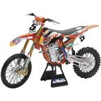 Redbull KTM Ryan Dungey 1:6 Scale Die Cast Model - 49463
