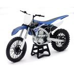 2015 Yamaha YZ450F 1:12 Scale Die-Cast Model - 57703