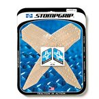 Clear Streetbike Volcano Traction Pad Kit - 55-10-0069