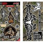 Huntin Sticker Bomb Decal - SB37702