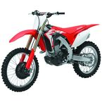 2017 Honda CRF450R 1:12 Scale Die-Cast Model - 57873