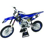 Yamaha Factory Racing Cooper Webb 1:6 Scale Die Cast Model - 49513