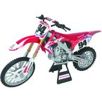 Team Honda HRC Ken Roczen 1:12 Scale Die-Cast Model - 57923