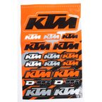 KTM 2 Decal Sheet - 40-30-101