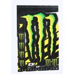 Monster Claw Decal Sheet - 40-90-103