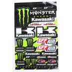 Monster Kawasaki Decal Sheet - 40-20-116