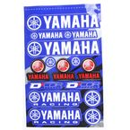 Yamaha Decal Sheet - 40-50-101