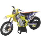 Travis Pastrana Dirt Bike 1:12 Scale Die-Cast Model - 57993