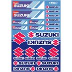 Suzuki  Racing Sticker Sheet  - 22-68432