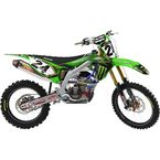 Green Pro Circuit Team Impact Graphics Kit - TS40-3800