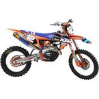 TLD KTM Team Impact Graphic Kit - TS40-5758