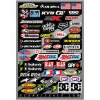 Universal MX Logo Sheet - 40-90-105