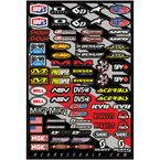 Universal MX Logo Sheet - 40-90-113