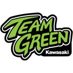 4 in. Kawasaki Team Green Decal Sheet  - 40-20-200