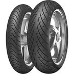 Front RoadTec 01 110/80-17 Blackwall Tire - 3241300