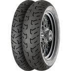 Front Conti Tour 100/90-19 Blackwall Tire - 02402820000