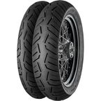 Front Conti Road Attack 3 110/80ZR-18 Blackwall Tire - 02445010000