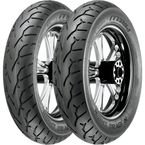 Rear Night Dragon 180/55B-18 Blackwall Tire - 2812200