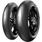 Front Diablo Supercorsa SP V3 120/70ZR17 Tire - 2812600