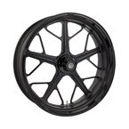 Black Ops Front Hutch Wheel - 12047106HUTJSMB