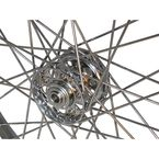 Chrome Custom Narrow 40-Spoke Star Hub - 236SH