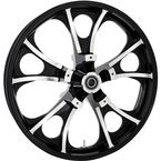 Front Contrast Cut 21 x 3.5 Largo 3D Wheel for Non-ABS - 3D-LGO213BC