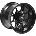 Rear  Roll'N 108 Cast Aluminum 15x10 Wheel - 5001-032BS