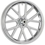 Chrome Procross 21x3.5 Forged Aluminum Front Wheel (Non-ABS) - 10102-204-6000