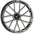 Black  Procross 23x3.5 Forged Aluminum Front Wheel (Non-ABS) - 10101-205-6000