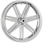 Chrome 7 Valve 23x3.5 Forged Aluminum Front Wheel (Non-ABS) - 10302-205-6000