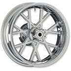 Chrome Procross 17x6.25 Forged Aluminum Rear Wheel (Non-ABS) - 10102-201-6500