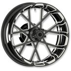 Black Procross 7x16.25 Forged Aluminum Rear Wheel (ABS) - 10101-201-6501