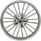 Chrome Atlantic 3D Front Wheel (Non-ABS) - 0201-2258
